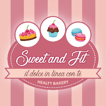 Sweet and Fit logo