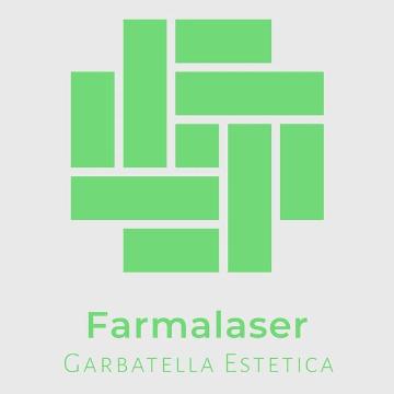 Farmalaser Garbatella estetica logo