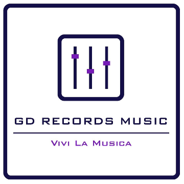 Gd Records Music logo