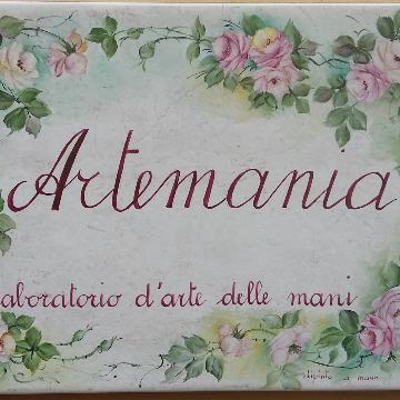 Artemania logo