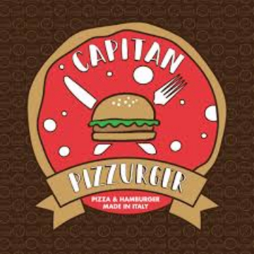 Capitan Pizzurger logo