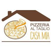 Pizzeria al taglio casa mia logo