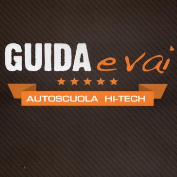 AUTOSCUOLA HI-TECH logo