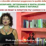 Dott.ssa Lina Roberta Gueli  Naturopata logo