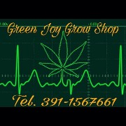 Green Joy Grow Shop logo