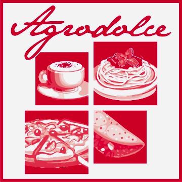 Ristorante Pizzeria Agrodolce Omegna logo