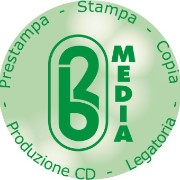 2B MEDIA Stampa Digitale logo