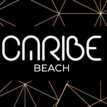 CARIBE BEACH logo