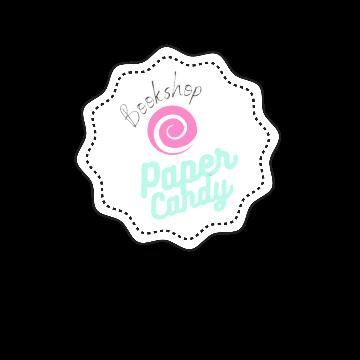 PAPERCANDY BOOK SHOP logo