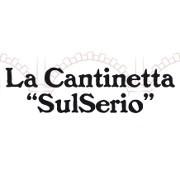 """La Cantinetta """"SulSerio"""" logo"""