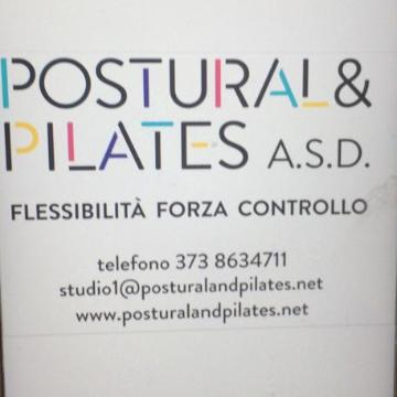 postural & pilates logo