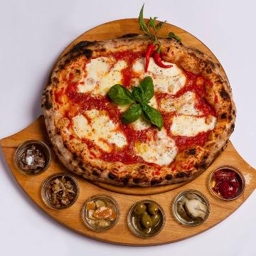 Pizzeria il Gabbiano logo