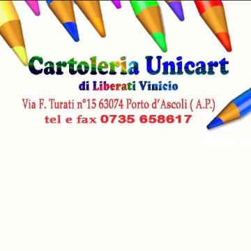 UNICART CARTOLIBRERIA logo