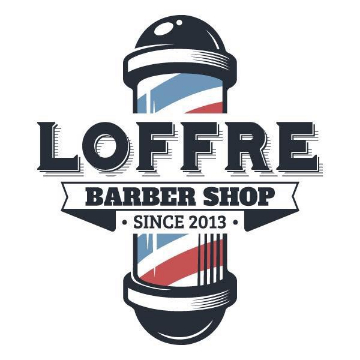 LOFFRE BARBER SHOP logo