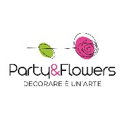 Party & Flowers logo