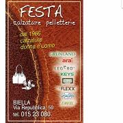 Festa Calzature e Pelletterie logo