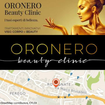 ORONERO BEAUTY CLINIC logo