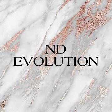 Nd evolution logo