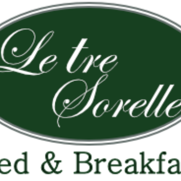 "Bed and Breakfast ""Le Tre Sorelle"" logo"