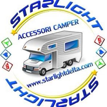 Starlight Accessori Camper-Nautica-Tempo libero logo