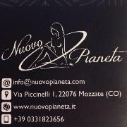 Nuovo Pianeta Mozzate Nuova Gestione logo