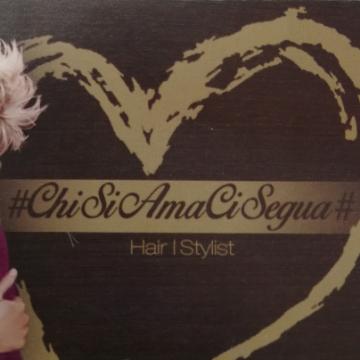 #chisiamacisegua# logo