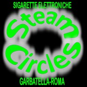 Steam Circles Garbatella Sigarette Elettroniche logo