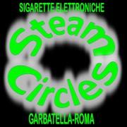 Steam Circles Garbatella Sigarette Elettroniche logo
