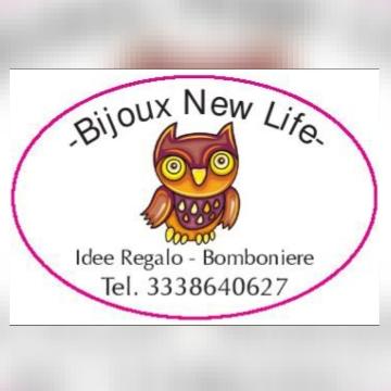 BijouxNewLife                      di Massironi Rosanna logo