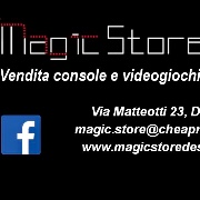 Magic Store logo
