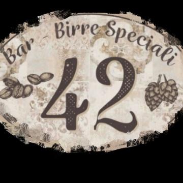Bar 42 - Birre Speciali logo