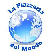 La piazzetta del mondo logo