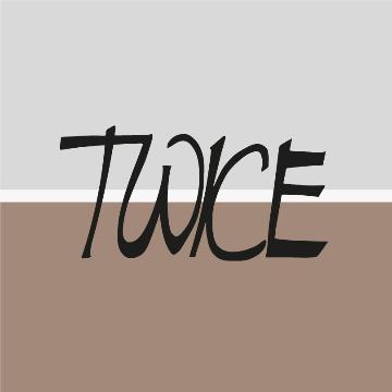Twice abbigliamento logo