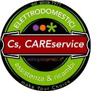 Cs, CAREservice logo