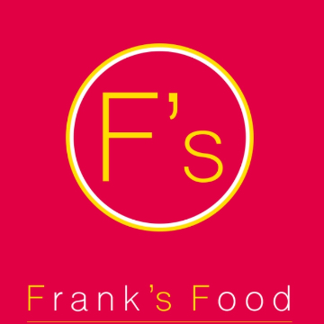 Franks' Food Fish Burghers logo