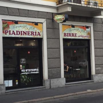 Piadineria logo
