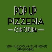 Pizzeria&Trattoria Pop UP Café logo