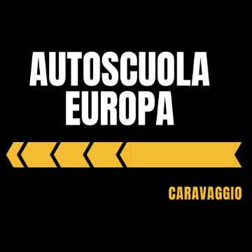Autoscuola Europa Caravaggio logo