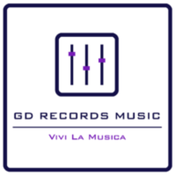 GDRECORDSMUSIC logo