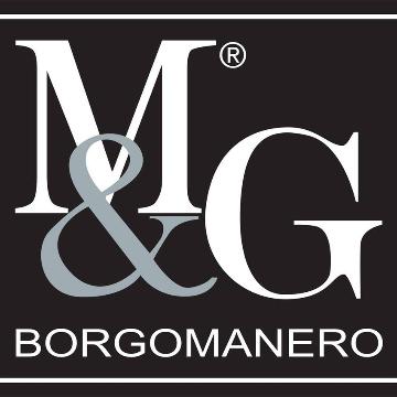 M&G Spose Borgomanero logo
