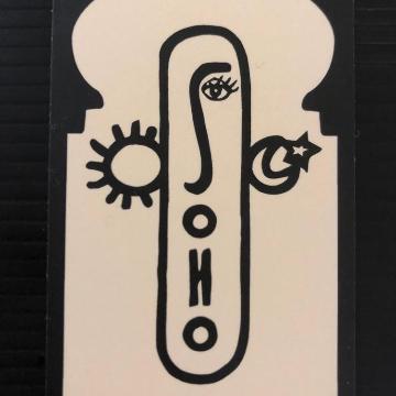 SOHO DONNA logo