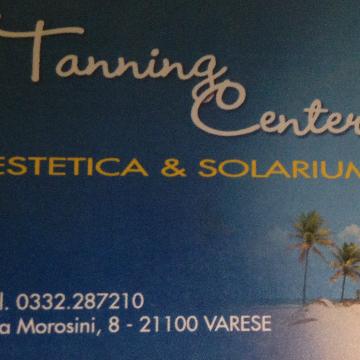 Tanning center di Pronesti Genny logo