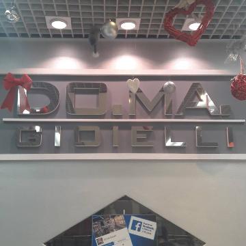 DO.MA Gioielli logo