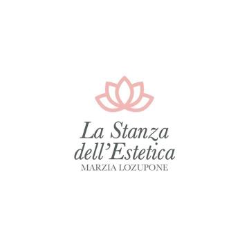 La stanza dell'estetica di Marzia Lozupone logo