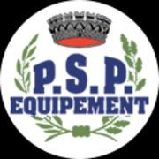 PSP EQUIPEMENT logo