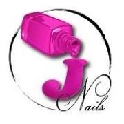 J NAILS logo