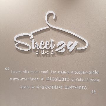 Street 24 logo