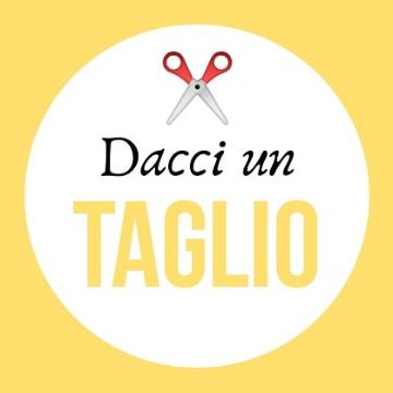 DACCI UN TAGLIO NELLO E ROSARIA logo