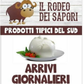 Il Rodeo Dei Sapori logo