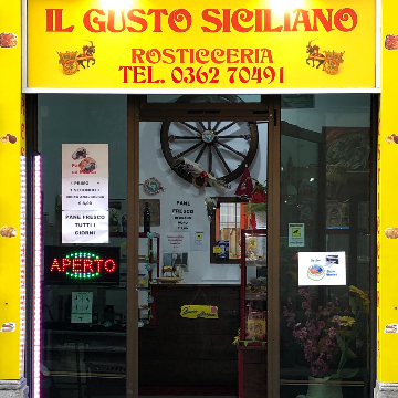 il Gusto Siciliano logo